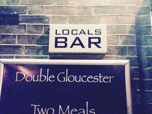 Pub Gloucester Local a locals bar for local people ..? Drinking Beer