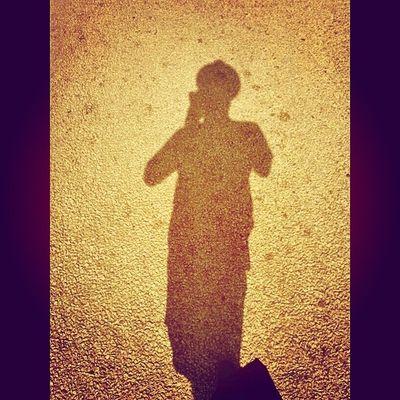 Shadow Walk Man Mirror life like4like vscocam visco photoftheday