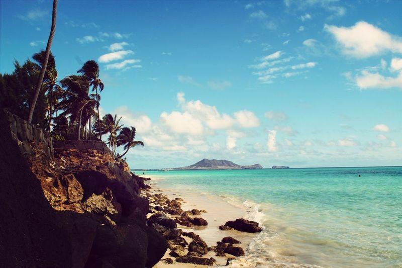 Travel Oahu Kailua  Hawaii memories of the heart