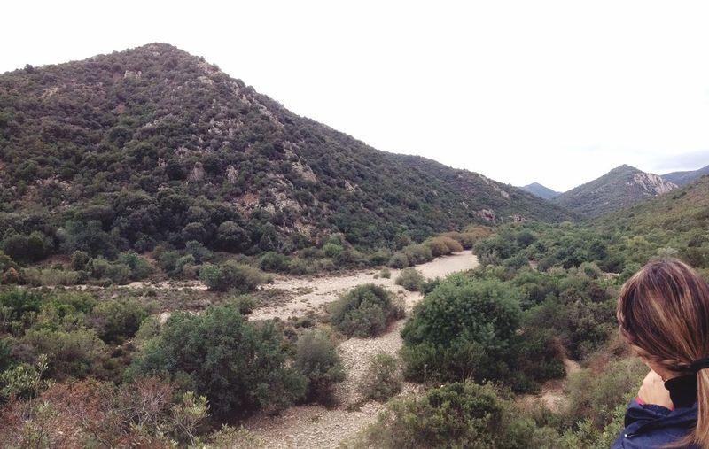 One Person Nature Beauty In Nature Mountain Tree Sardinia Sardegna Nature Photography Tranquility Nature Mountains Wwf Assemini Assemini Santa Lucia,sardegna Sadegna Moglie Passeggiando