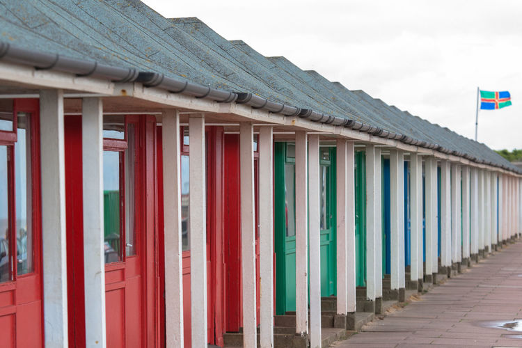 Images from a day out to Skegness, August 2011 Amusement Ride Amusementpark Arcade Arcade Games Architecture Bank Holiday Beach Beach Cabins Building Exterior Cabin Chalet Coast Day Out Fairground Holiday In A Row Lincolnshire Postcard Repetition Sea Seaside Skegness Tourism Traditional Vacation
