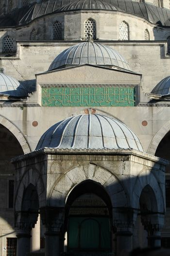 Sultan Ahmet Mosque Detail Sultan Ahmet Camii Detay Sultan Ahmed Mosque Sultanahmet Architecture Building Building Exterior Built Structure Detail Dome History Mosque Mosquee Religion Spirituality Sultanahmetcamii Travel Destinations