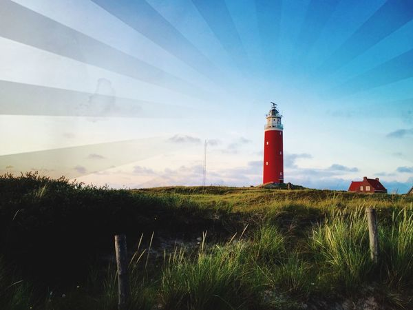 Lighthouse on the island of Texel Lighthouse Texel  First Eyeem Photo IPhoneography Iphoneonly