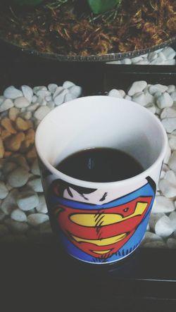 Mug Coffee Superman