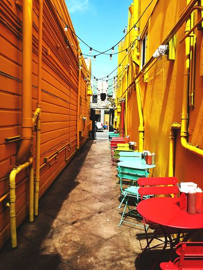 Colorful Rotisserie spot in the marina, SF Mexican Food