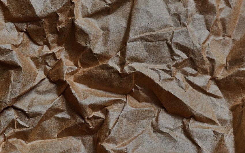 Full frame shot of paper bed
