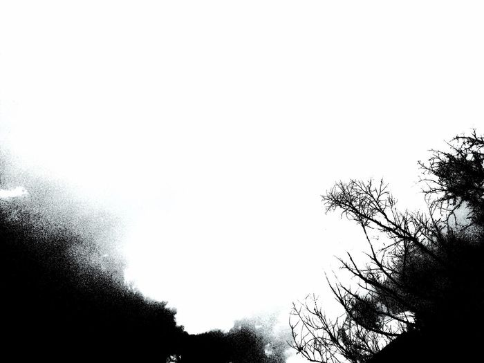 Evil sky