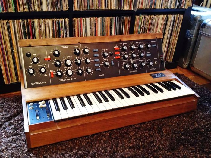 A thing of beauty Music Moog Music Musical Instrument Piano Musical Equipment Arts Culture And Entertainment Indoors  Piano Key Keyboard Instrument Keyboard