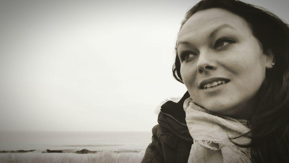 Thats Me  Dasbinich Scharbeutz Strand Ostsee