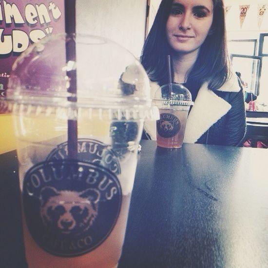 One of the best iced tea ever ! Columbus Ice Tea Taste Good