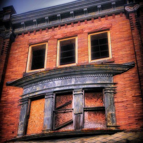 Pumpkin Spice... - West Philly BOB Brick Old Building Abandoned EyeEm Best Edits EyeEm Masterclass