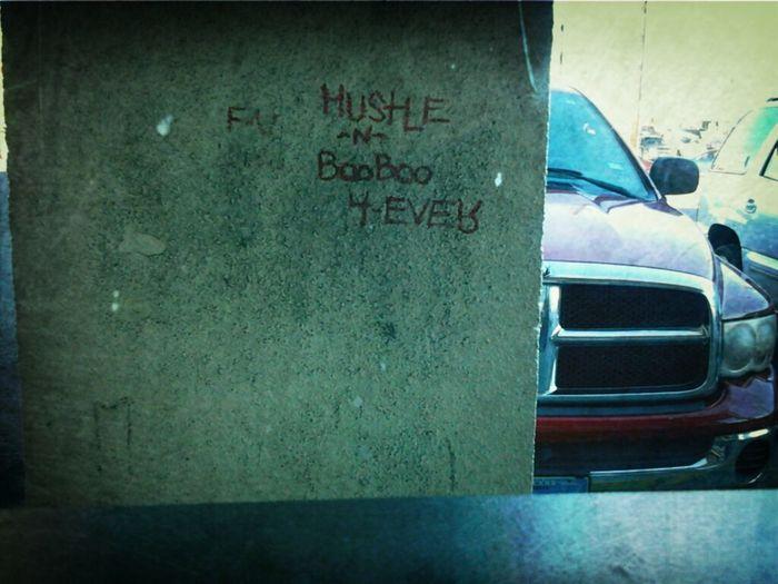 """yA kN03 """" hustle & booboo 4evvvvA ;} """""""