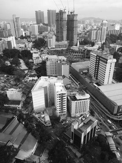 Black & White (December 2016) City Sky City Life Day Skyscraper First Eyeem Photo My Year My View
