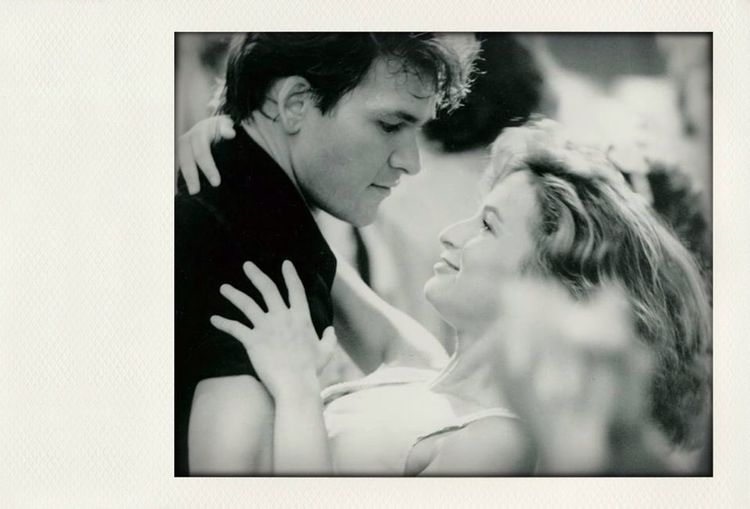 Dirty dancing tonight. It's my favourite film, god ? Dirty Dancing Tonight ♥ Film Silhouette