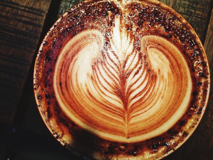 Coffee made with love Coffee Moca Hot Leaf Drink Made With Love Coffee Company Amsterdam Nine Streets