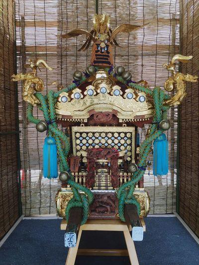 Mikoshi Portable Shrine Japan 神輿 御神輿
