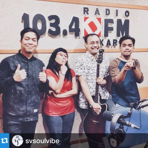 Micnote bareng Soulvibe di Jazzy Corner 120215 Micnote