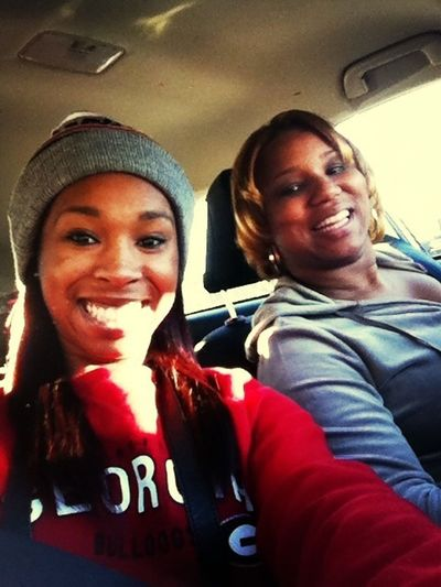 Me And Mommy Yesterday