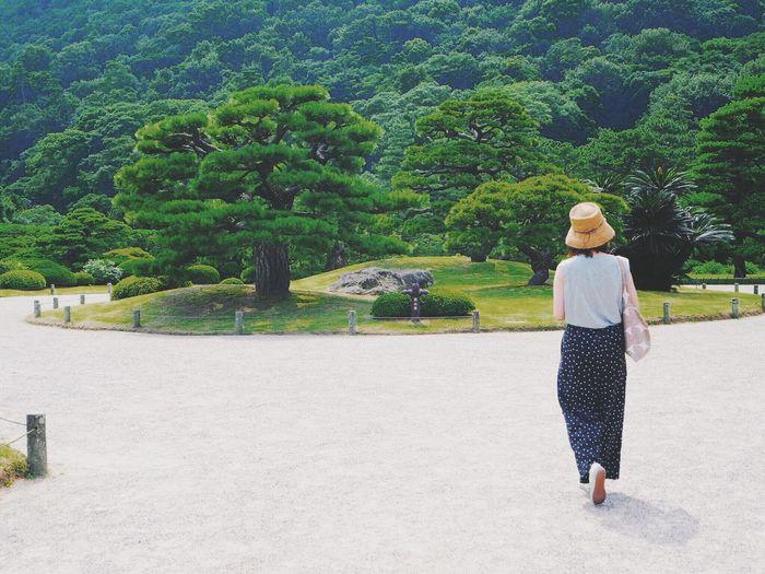 🌳🌲🌳🌲 栗林公園 Takamatsu