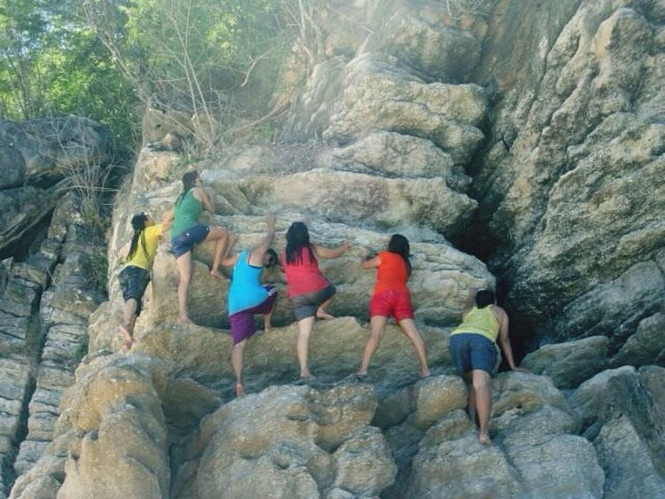 Climb Up! To The Top Beach Beachphotography Beach Photography Beach Life Beachlife Beach Day Beach Time Island Island Life Islandhopping Island View  Philippines Philippines Photos Isla De Gigantes Philippines Philippines <3 EyeEm Best Shots EyeEm Nature Lover EyeEm Gallery The KIOMI Collection