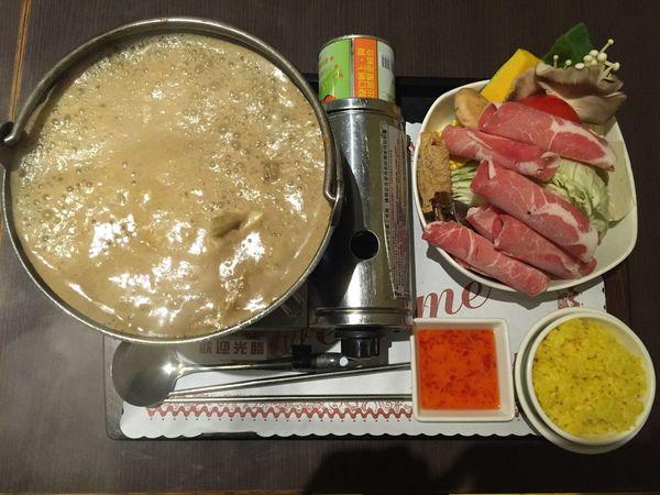 咖哩起司火鍋 豬肉 Curry