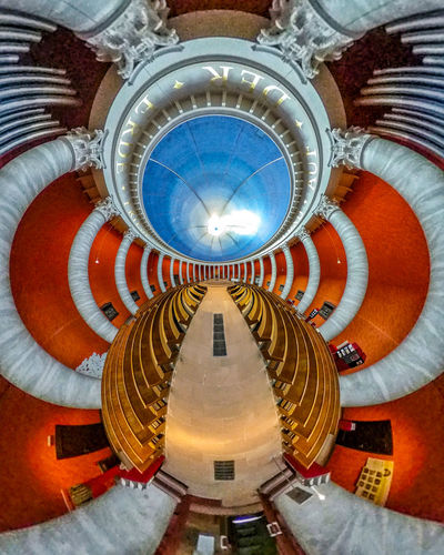 St. Ludwig church 360 Degree 360camera 360° 360° Pictures  Little Planet The Architect - 2018 EyeEm Awards The Creative - 2018 EyeEm Awards Architecture Built Structure Churches Circle Day Geometric Shape Indoors  No People Pillars Tiny Planet Tinyplanet Travel Destinations Unusual View