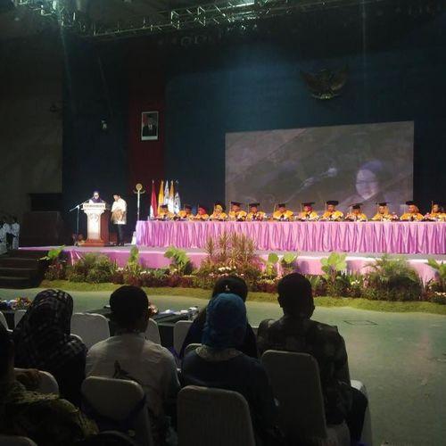 Wisuda Piksi Ganesha di Sabuga 22-23 Desember 2014 Televisinet INDONESIA Bandung Bandungjuara EventBandung Event PIKSIGanesha