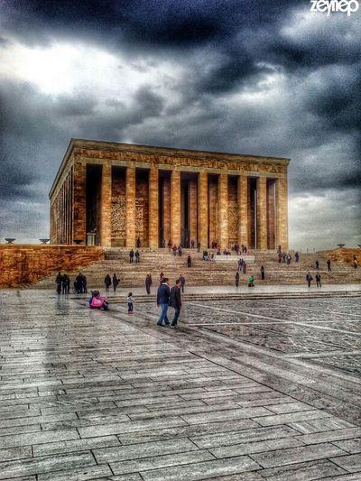 Ataturk's Mausoleum Ankara-TURKEY Turkey Streamzoofamily EyeEm Best Shots Sz_buildingshotz