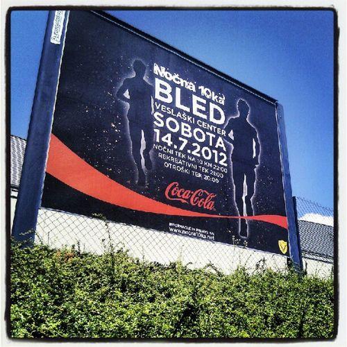@tekzavse | Evo, odkrit in razkrit še eden izmed billboardov Nočna10ka. Ta je v BTC Lj. | Nocna10ka Bositek Scmaratonc Tekzavse vitezidobregateka