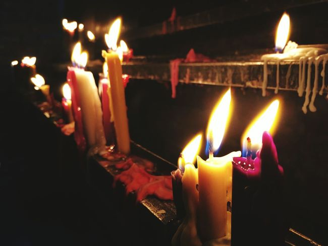 Candles Light And Shadow Light Philippines