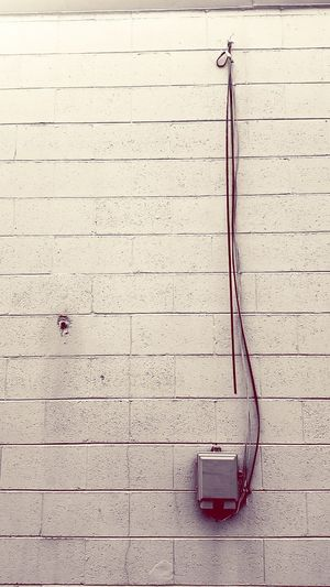 Walking Around Walls Wire How I Feel