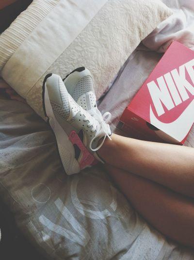 Sneakers Nike Nike Huarache  Legs
