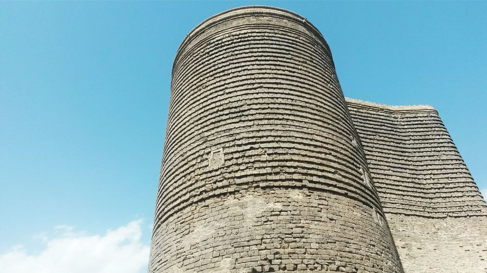 EyeEmNewHere Maiden Tower Architecture Clear Sky Day Building Exterior Architecture