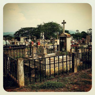 Cementery Venezuela Yaracuy
