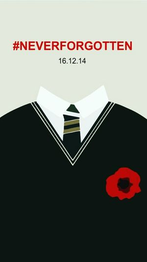 """""""Promising never to forget is not the same as remembering"""" - This week I wrote two pieces to mark the first anniversary of the APS school massacre in Peshawar, Pakistan, which claimed the lives of 144 people including 132 children. Even for a country so marked by tragedy this was a level of devestation indelibly shocked Pakistan. One year on and some things have changed, but no way near enough. I wish I was able to do more, but I am just a writer so I just wrote. The link to first piece can be found in the comment below. Never forget. Pakistan ASIA Freelance Life Life Journalism EyeEm Gallery"""