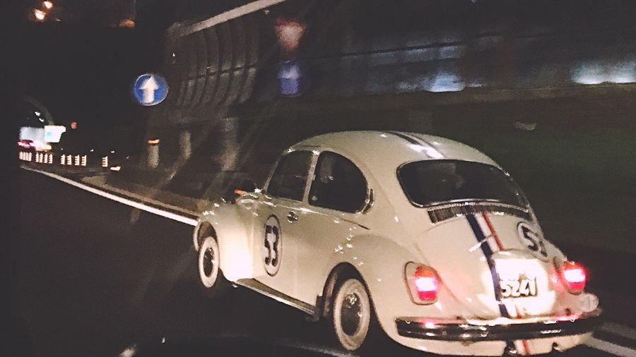 Comebackhome Fantastic Car Maggiolino 53 Having Fun