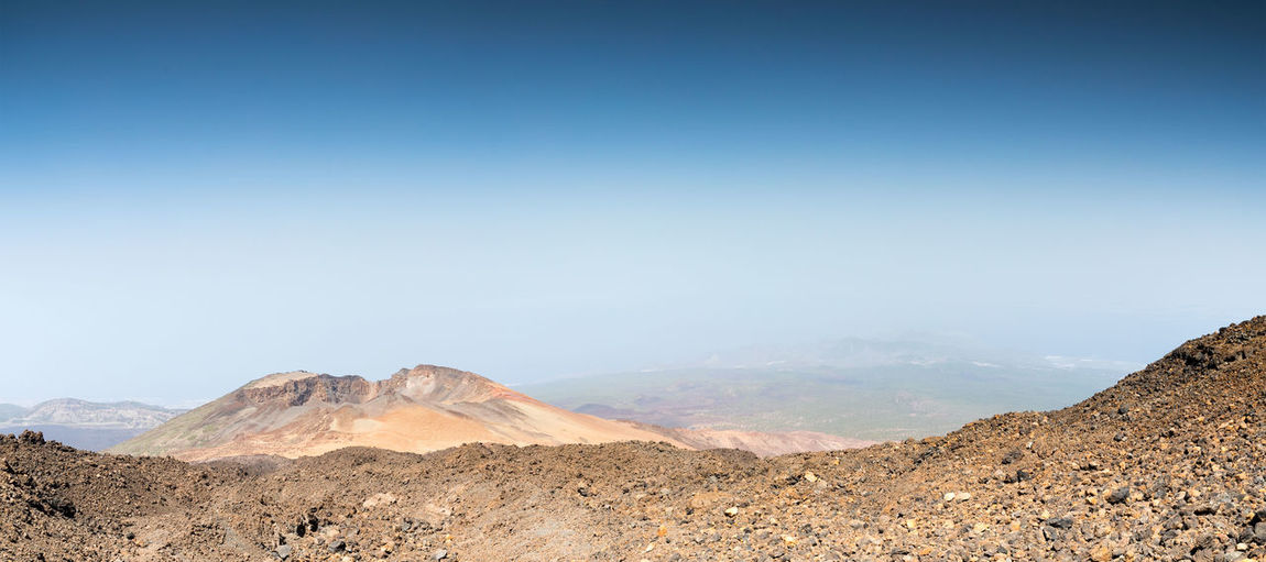 Teide National Park Teide Volcano Day Desert Landscape No People Outdoors Physical Geography Scenics Sky