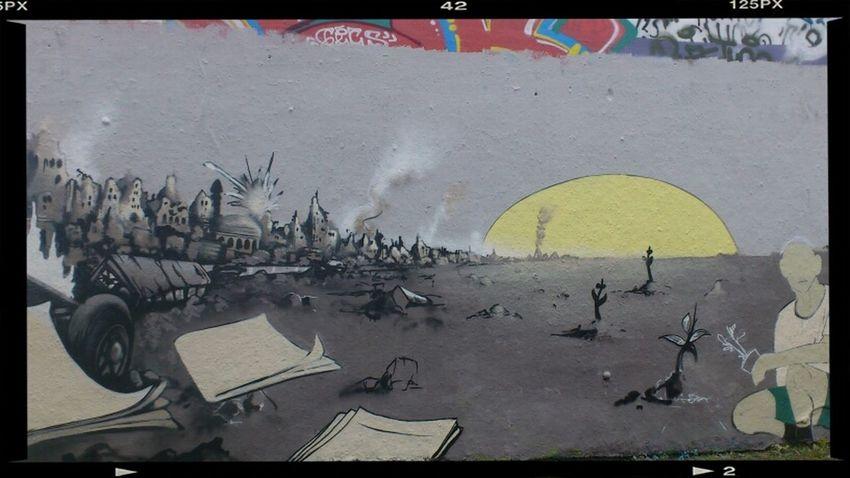 Berlin Wall Of Fame Kreuzberg Photo by flatline@