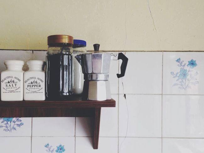Mokapot Kitchen Coffee Morning