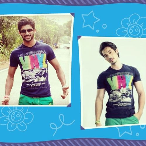 ChannelV : ItsComplicated That happy Moment, when you find the resemblance in Dresscode  .. @smriti_khanna hope you like it ;)