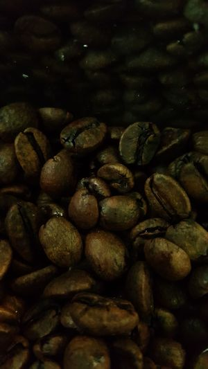 Full Frame Backgrounds No People Large Group Of Objects Close-up Nature Indoors  Day Coffee Coffee Beans