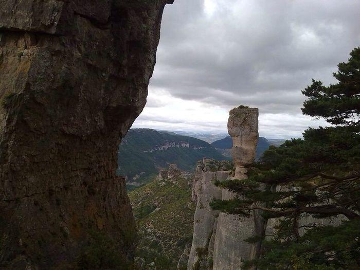 The EyeEm Facebook Cover Challenge Gorges De La Jonte