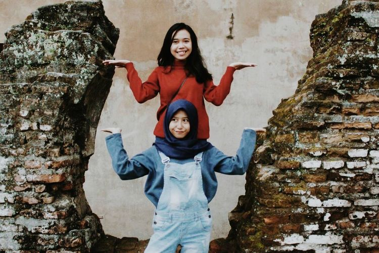 Tamansari Garden Yogyakarta, Indonesia Friends Happy Day First Eyeem Photo