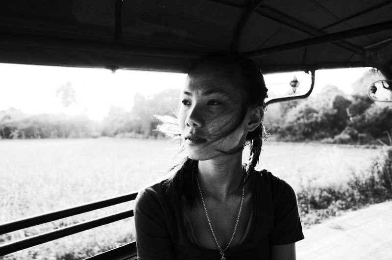 Life of maggy Street Photography Young Women Portrait Natural Light Portrait Short Film Festival In Laos