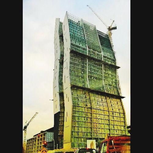 Sentul East BuildingConcrete Jungle