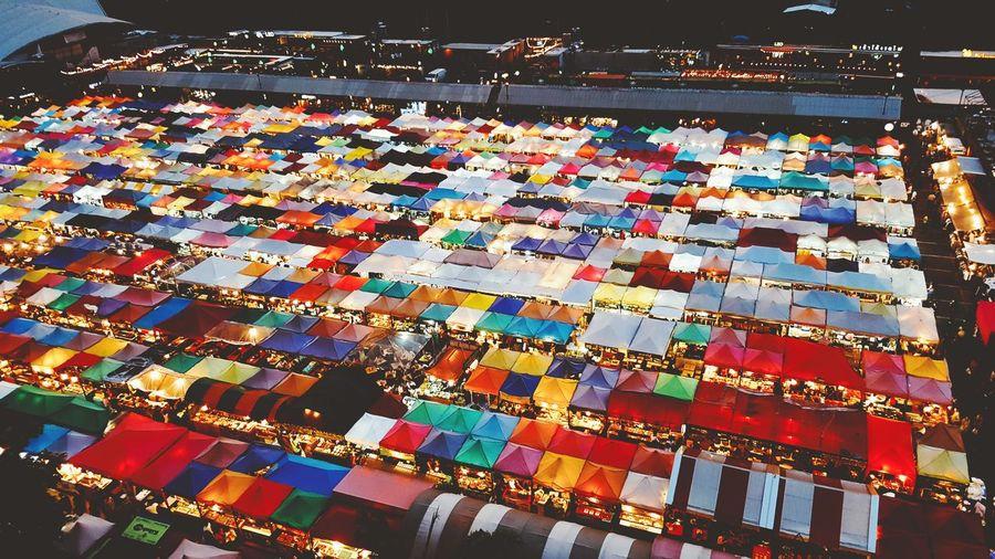 colorful night market Stall Abundance Outdoors Close-up Nighttime Night Shot Night Market Nightlights Night Life 🌛 Sale Multicolors  Business