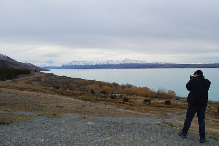 Aoraki Holiday Lost In The Landscape New Zealand Scenery Lake Pukaki Mount Cook New Zealand Photo In Photo