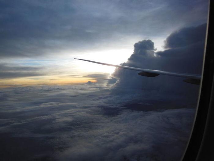向乌云飞去! Amazing Clouds And Sky Light And Shadow Photography