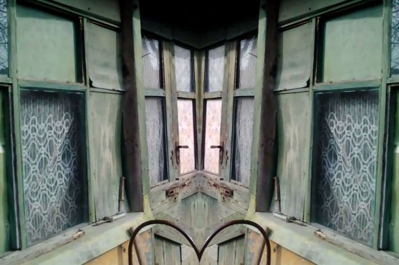 Window Architecture Built Structure Dreamscapes & Memories Dreamlike Mirage Illusion No People Door Mirror