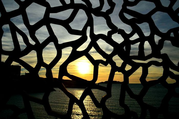Beautifully Organized Mucem Architecture Sea Sunset Sky Natural Phenomenon City Night Urban Geometry Urban France Paris Outdoors Silhouette Beauty In Nature Nature Mediterranean  Evening Evening Sky Sunrise Photography Igers Igersfrance Sunset My Year My View